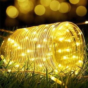 Led Christmas light string Wat