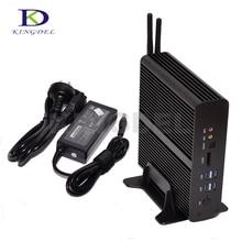 [5Gen бродуэлл Core i7 5550U] Большой запас 5th Gen Intel Core i7 5550U Dual HDMI + LAN Micro ПК мини ТВ коробке NC NC960