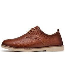Мужская кожаная обувь TBA SIZE38-44