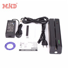 M 605 Smart Track 1/2/3 USB Magnetic Stripe Card Reader Writer With Software Free