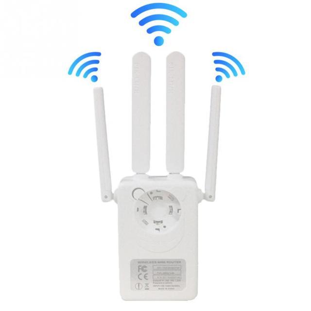 Wifi Genişletici Için Otel/ev Amplifikatör Sinyal Booster 450 M Tekrarlayıcı Kablosuz