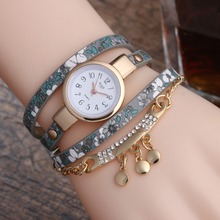 Luxury Leather Bracelet Watches