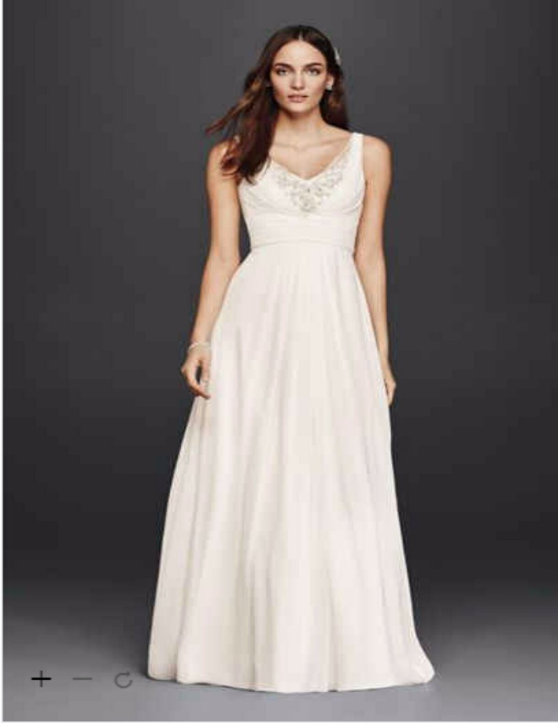 Compare prices on petite wedding gowns online shopping for Buy petite wedding dresses