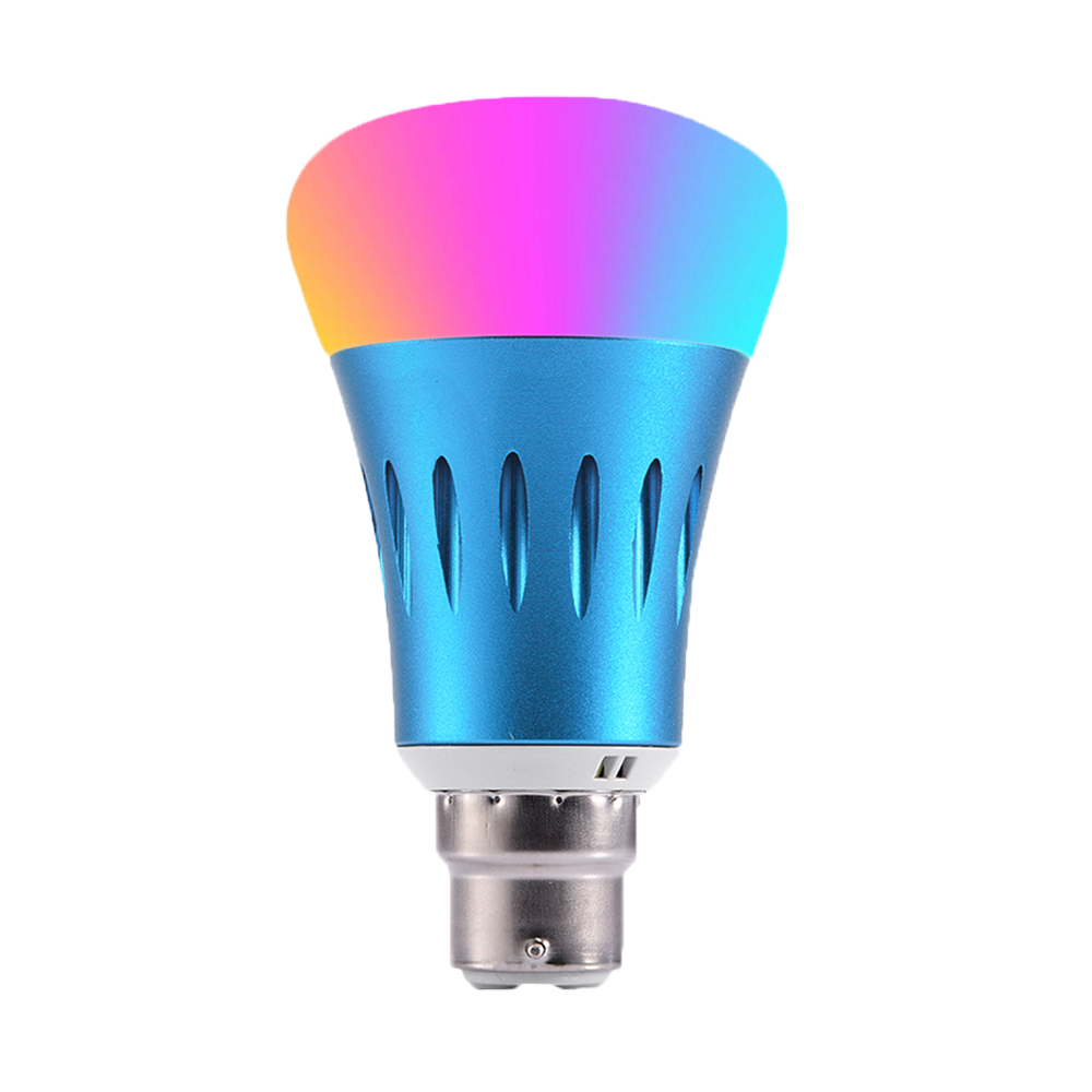 Lights & Lighting Romantic E27 E14 B22 Party 16 Colors Dimmable Color Changing Led Bulb Lamp Decoration Rgb Light With Remote Controller Smart Home Bedroom Led Bulbs & Tubes