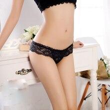 Sexy as mulheres Atam Abrir Crotch Calcinhas Interiores Ropa De Mujer Bragas Lingerie Erótica Roupa Interior Briefs Ladies Corda Transparente