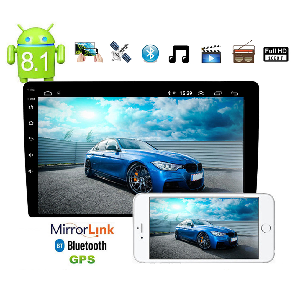 2 Din Android 8.1 Touchscreen Car Audio Stereo FM USB Car Multimedia MP5 No DVD Player 10.1 Car GPS Navigation Head Unit2 Din Android 8.1 Touchscreen Car Audio Stereo FM USB Car Multimedia MP5 No DVD Player 10.1 Car GPS Navigation Head Unit