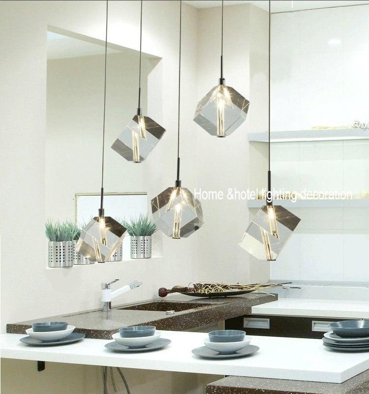 Moderne opknoping lamp, moderne hanglamp eetkamer verlichting 5-Light ...