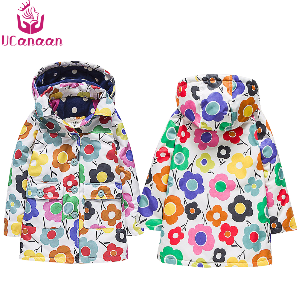 Free Shipping 2016 New Autumn or Winter (2-6)Years old Children Girls Long Jackets and Kids Wind and WarmThicken Outerwear Coat free shipping bko c2457 h01 no new old components sensor module can directly buy or contact the seller