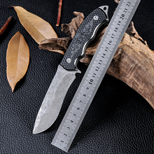 Cuchillos Outdoor Cold Steel Survival Tactical Hunting Knife High Quality 440c Steel Camping Combat Knives Cs Go Facas Taticas