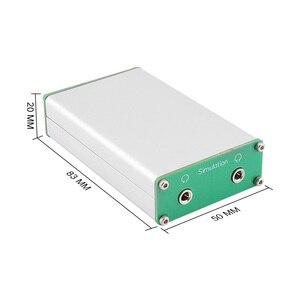 Image 3 - AIYIMA Mini Headphone Amplifier PCM2706 HIFI Audio Decoder DAC USB Sound Card TDA1305DAC Headphone Amplifiers Amplificador DIY