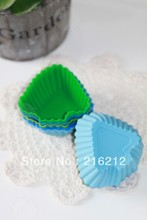 pine tree-shaped Silicone Muffin Cake Cupcake Cup Cake Mould Case Bakeware Maker Mold Tray Baking Jumbo