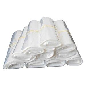 POF przezroczyste termokurczliwe torby przezroczyste plastikowe pudełko prezentowe na kosmetyki folia do pakowania torba termokurczliwe torby przemysłowe materiał do owinięcia