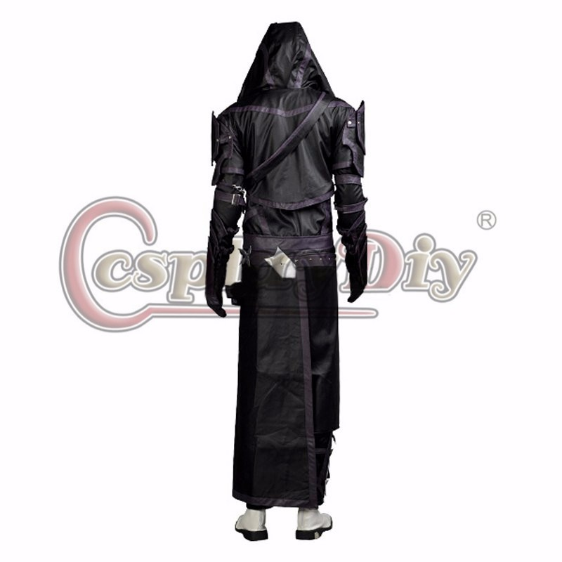 US $139 0 |Cosplaydiy Guild Wars 2 Thief Cosplay Costume Adult Men's  Halloween Costumes Carnival Cosplay Clothing Custom Made on Aliexpress com  |