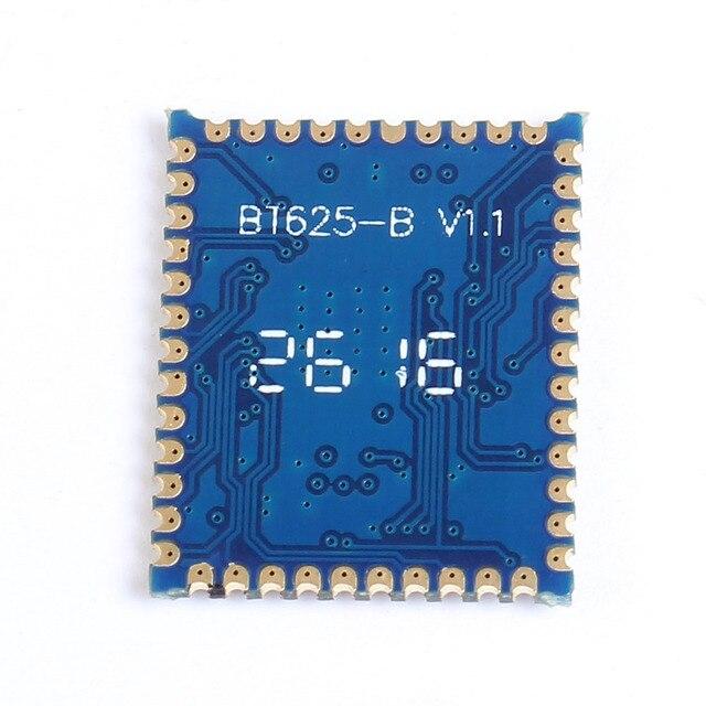 BTM625-B/CSRA64215 Module Audio Bluetooth stéréo 4.0/4.2 Bluetooth I2S/TWS pour le contrôle industriel