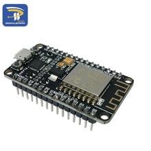 ESP-12E CP2102 NodeMcu Lua V2 беспроводной модуль Wifi Интернет вещей(IOT) макетная плата на основе ESP8266 Micro USB для ttl