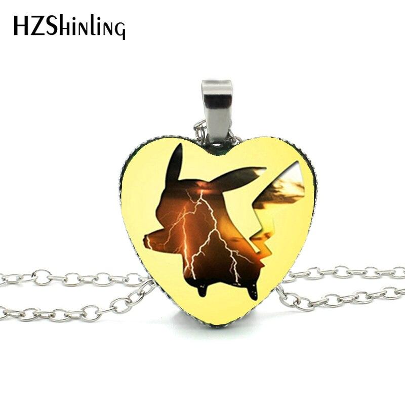 new-pikachu-heart-necklace-pocket-monster-heart-pendant-font-b-pokemon-b-font-jewelry-heart-shaped-necklace-hz3