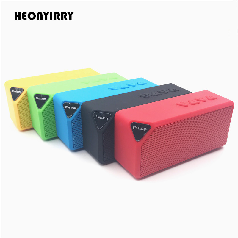 Rectangle Bluetooth Speaker X3S Support s
