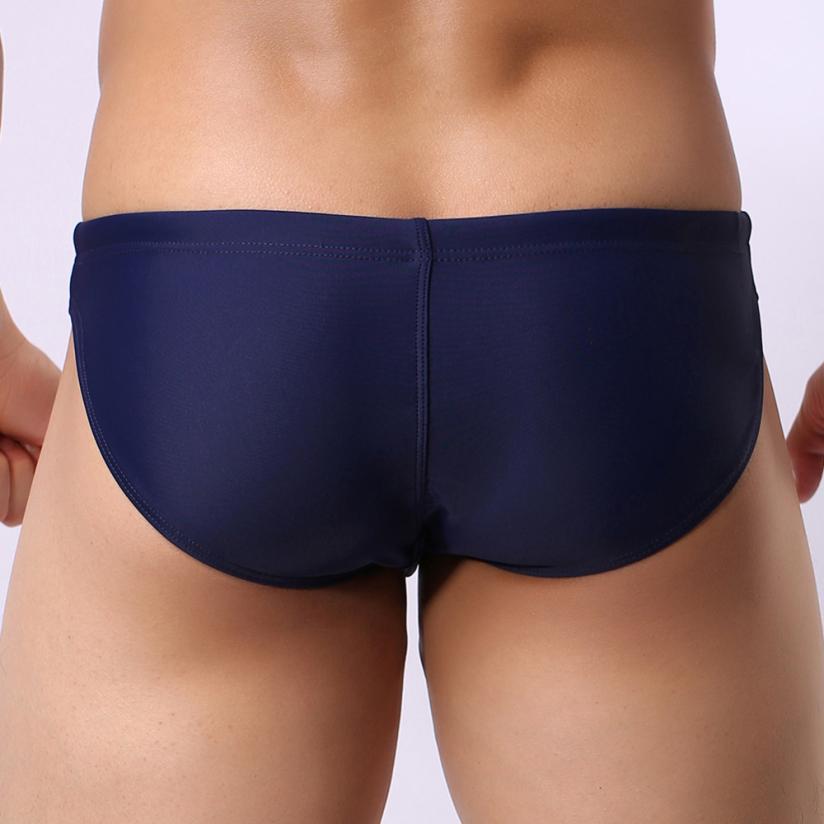 Topdudes.com - Men's New Sexy Low Waist Swim briefs