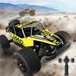 Image 5 - Rc車2.4グラム4CHロック車オフロードトラックのおもちゃ子供のための高速クライミングミニrc rcドリフト駆動車