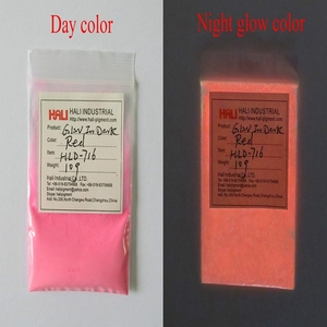 Image 3 - Lichtgevende Poeder, Photoluminescent Pigment, Fluorescerende Pigment, Gloed In Donker Pigment, 1Lot = 10 Kleuren, 10Gram Per Kleur, Gratis Verzending.