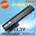 4400 mah 6 celdas 11.1 v batería del ordenador portátil para hp 2533 t elitebook 2530 p elitebook 2540 p hp compaq business notebook 2400 2510 p nc2400