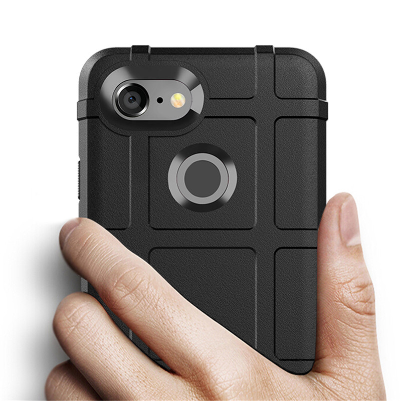 Cover For Google Pixel 3 Case Anti Knock Square Armor Phone Case For Google Pixel 3 Phone Case