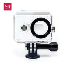 Yi Водонепроницаемый Чехол Белый для Yi 1080 p действие Камера
