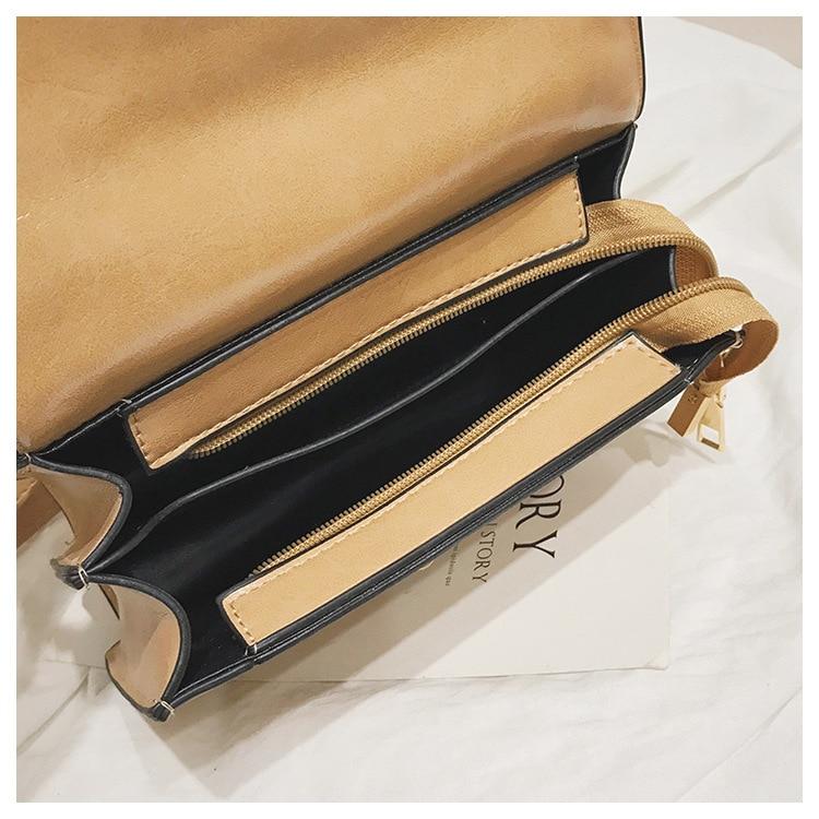 Women's Designer Luxury Channels Bags Shoulder Handbag for Women Quilted Leather Crossbody Flap Bag Fashion PU Lock Tote Handbag (10)