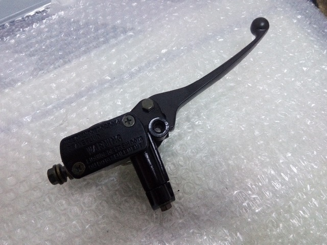 New Front Brake Master Cylinder With 8mm Mirror Hole for 50cc 125cc 150cc 250cc
