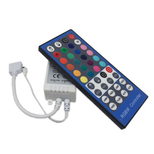 10 Pcs 2.4G 4 Channels DC12V - 24V LED RGBW Controller Dimmer 40 Keys Remote Control For RGBW RGBWW 5050 SMD LED Strip light все цены