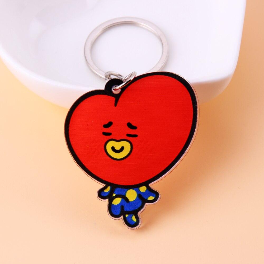 Stoney Island Emblème Porte-clé keychain porte-clés Fashion Keys