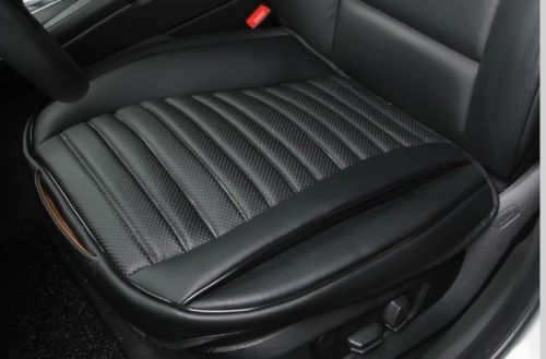Hot PU Leather Car Seat Cover Pad Cover Cool Car Seat