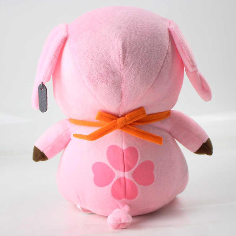 Yedi Ölümcül Günah peluş oyuncak Şahin Domuz Kumbara Domuzu Şapka yumuşak doldurulmuş hayvan Bebek