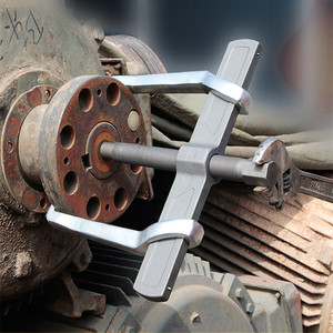Image 2 - גבוהה פחמן נושאות פולר פלדת שני טופר מסיר מסיר נפרד הרמת מכשיר למשוך נושאות מכאני אוטומטי יד כלים