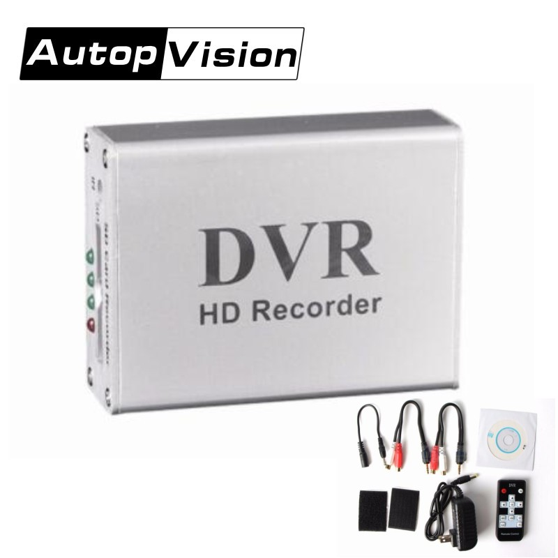 XBOX 1CH MINI DVR 1 Channel CCTV DVR+SD Card 1Ch HD Xbox DVR Real-time Mini Dvr Video Recorder Board Video Compression