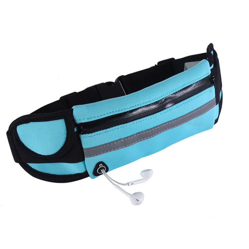 Buy Cheap 2019 New Runing Bag Waist Bag Running Belt Waterproof Mobile Phone Holder Pouch Jogging Belt Belly Bag Women Gym Fitness Bag Relojes Y Joyas