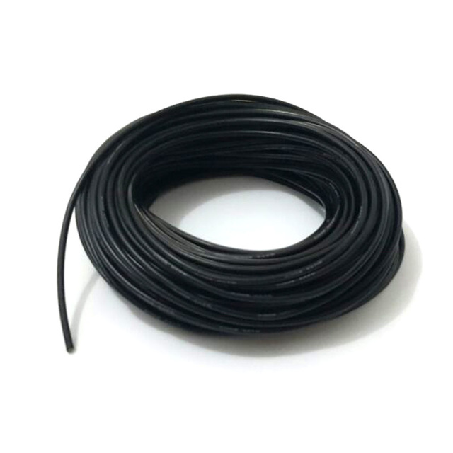 1M black red 14AWG Silicone cable silica gel wire connecting ...