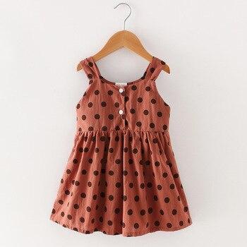 Summer Polka Dot Dress