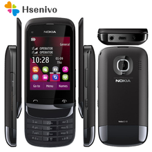 Refurbished Original C2-03 Unlocked Nokia C2-03 mobile phone