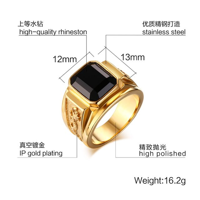 line Shop Cool design Men s fashion jewelry 316l stainless steel
