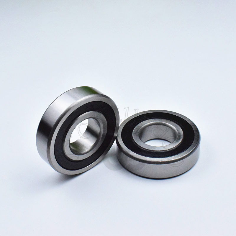 6306RS 30*72*19(mm) 1Piece free shipping bearings ABEC-5 rubber sealing type 6306 6306RS chrome steel deep groove bearing 1 piece bu3328 6 6 33 27 5 29 5 mm z25 guide rail u groove plastic roller embedded dual bearing