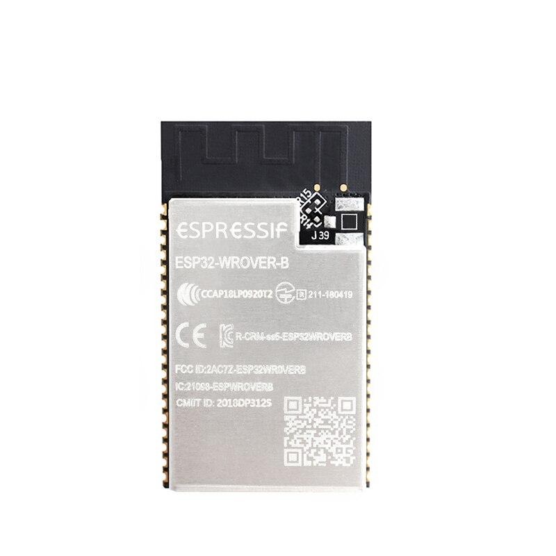 Flash e 8 Placa Antena mb Psram Spi Edição Internacional Pcb 4 Esp32-wrover-b