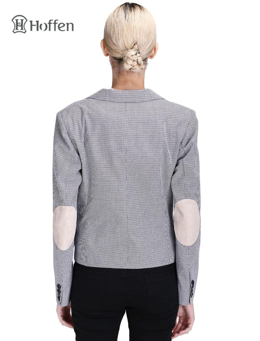 Hoffen Fashion OL ქალები Blazer ქურთუკი - ქალის ტანსაცმელი - ფოტო 6