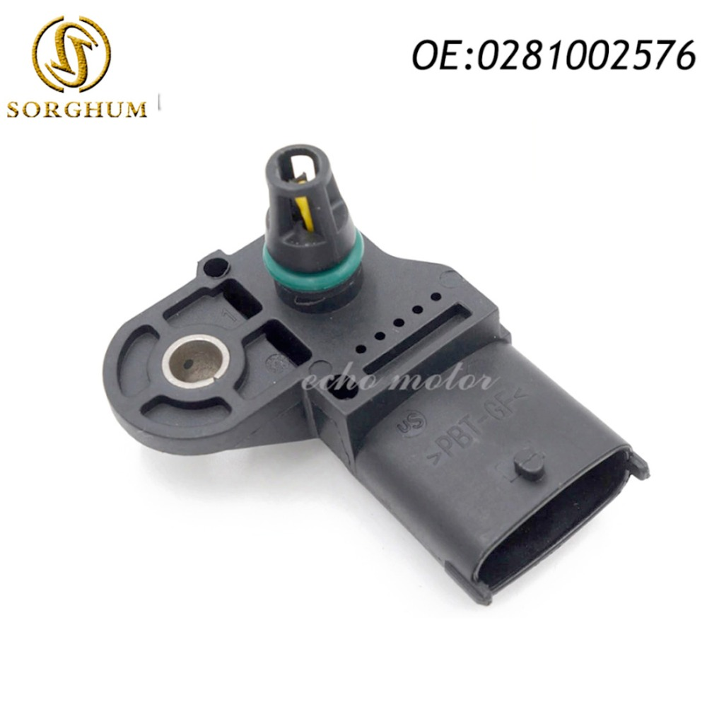 Bosch Injection dans Le Collecteur D/'admission MAP Capteur de pression 0281002680