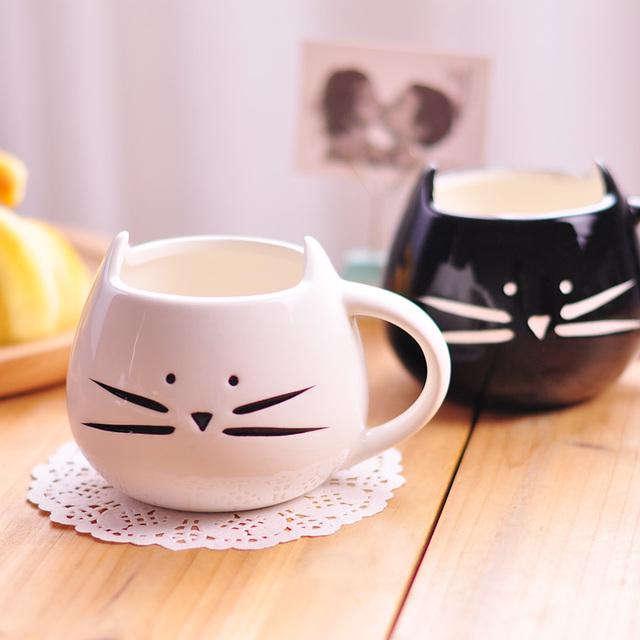 Lovely Cat Coffee Mug