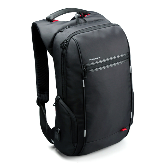 Aliexpress.com : Buy Kingsons Antitheft Notebook Backpack 15.6 ...