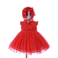 Brand Child New Born Baby Dress Birthday Vestidos Infantis Lace Princess for Wedding and Party Age 1 2 3 6 12 18 24 30 Monthes