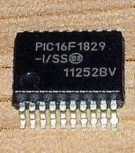 1 sztuk PIC16F1829 PIC16F1829 I/SS SSOP 20 w Części zamienne i akcesoria od Elektronika użytkowa na