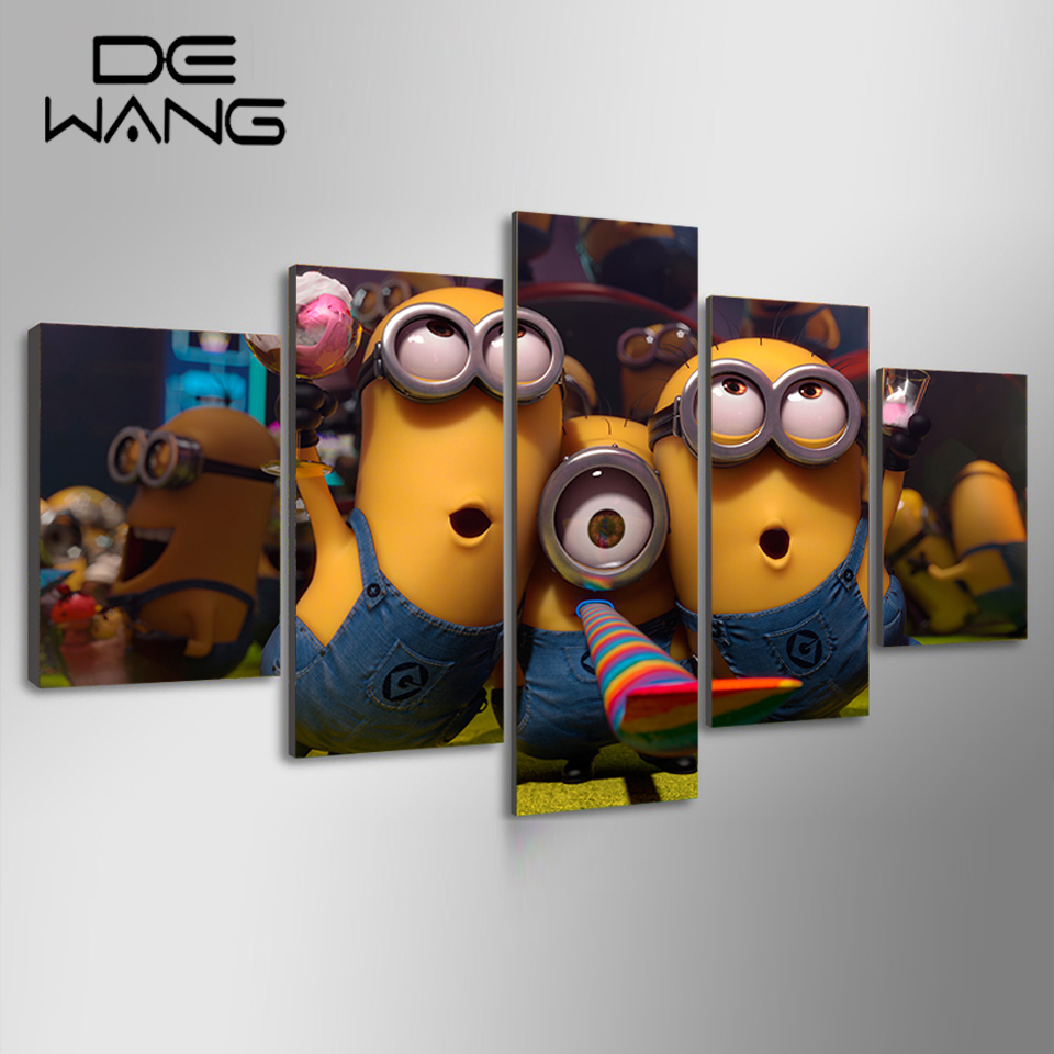 Minion Wall Decor compare prices on minion wall art- online shopping/buy low price