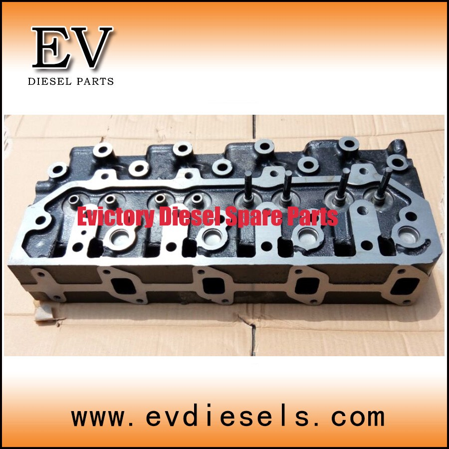 New A2300 Cylinder Head For Cummins A2300 A2300T Engine With Valves And A2300 Full Gasket Kit